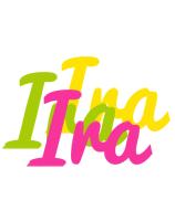 Ira sweets logo