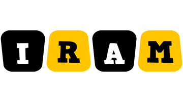 Iram boots logo