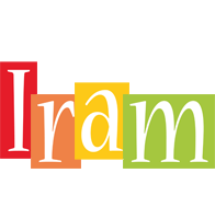 Iram colors logo