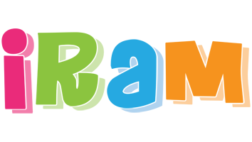 Iram friday logo