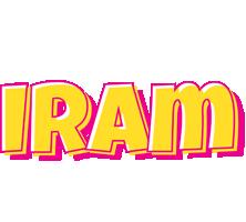 Iram kaboom logo