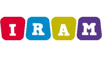 Iram kiddo logo