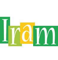 Iram lemonade logo