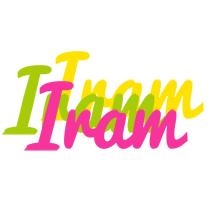Iram sweets logo
