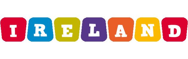 Ireland kiddo logo