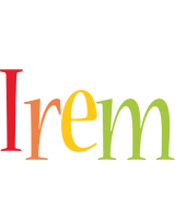 Irem birthday logo