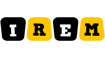 Irem boots logo