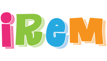 Irem friday logo