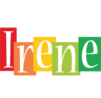 Irene colors logo
