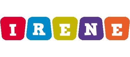 Irene daycare logo
