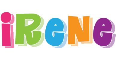 Irene friday logo
