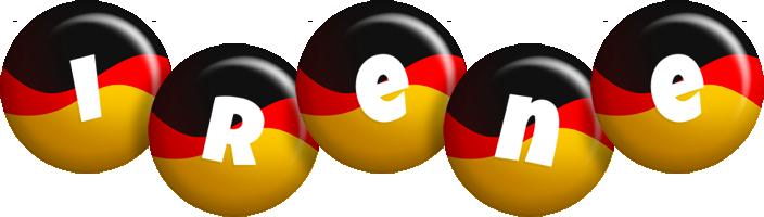 Irene german logo