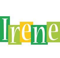 Irene lemonade logo