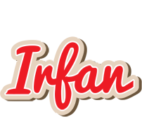 Irfan chocolate logo