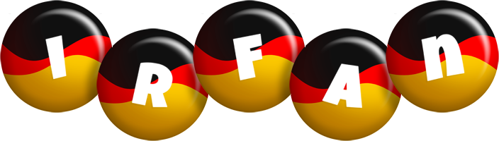 Irfan german logo
