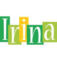 Irina lemonade logo