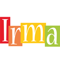 Irma colors logo