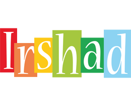 Irshad colors logo