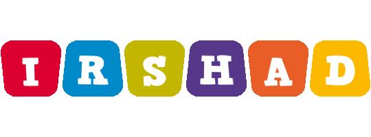 Irshad daycare logo