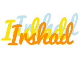 Irshad energy logo
