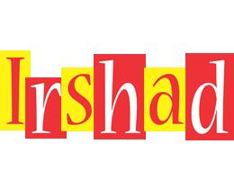 Irshad errors logo