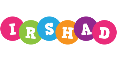Irshad friends logo