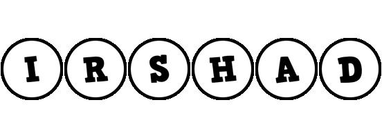 Irshad handy logo