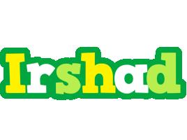Irshad soccer logo