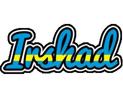 Irshad sweden logo
