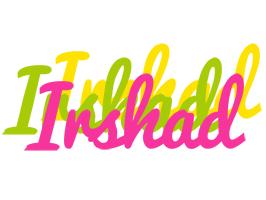 Irshad sweets logo