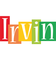 Irvin colors logo