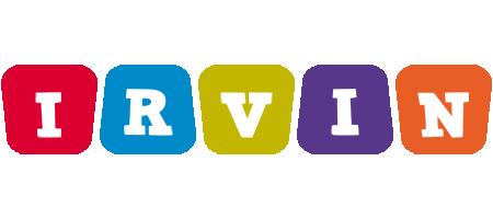 Irvin daycare logo