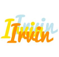 Irvin energy logo