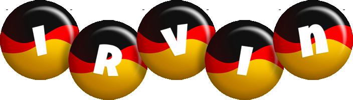 Irvin german logo