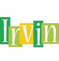 Irvin lemonade logo