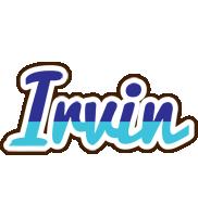 Irvin raining logo