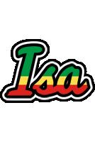 Isa african logo