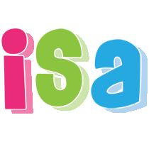 Isa friday logo