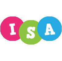 Isa friends logo