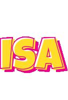 Isa kaboom logo