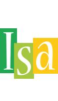 Isa lemonade logo