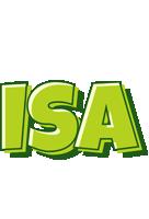 Isa summer logo