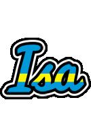 Isa sweden logo