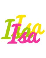 Isa sweets logo