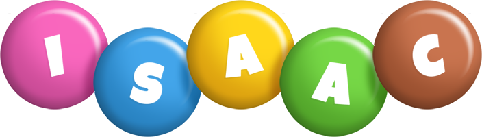 Isaac candy logo
