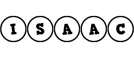 Isaac handy logo
