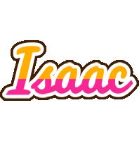 Isaac smoothie logo
