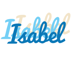 Isabel breeze logo