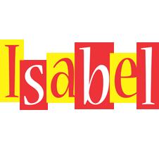 Isabel errors logo