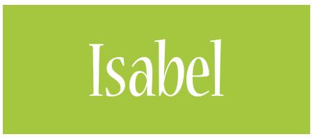 Isabel family logo